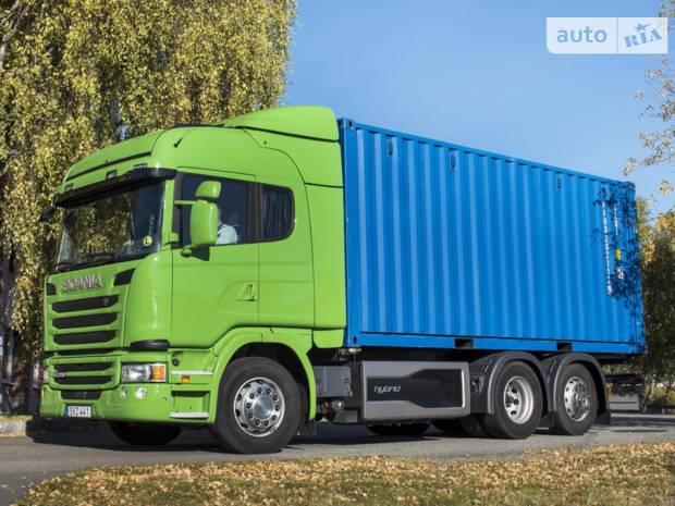 Scania G 3 покоління Вантажівка