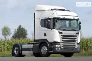Scania g 3 покоління Тягач