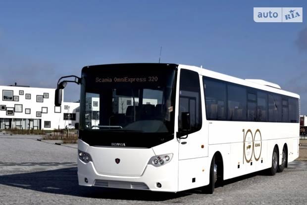 Scania OmniExpress 1 покоління Туристичний