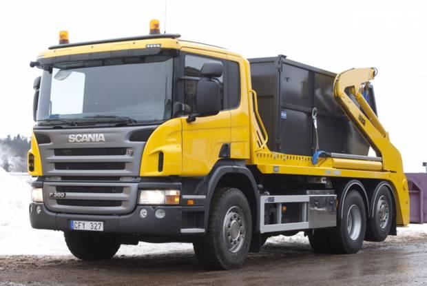 Scania P 2 покоління Грузовик
