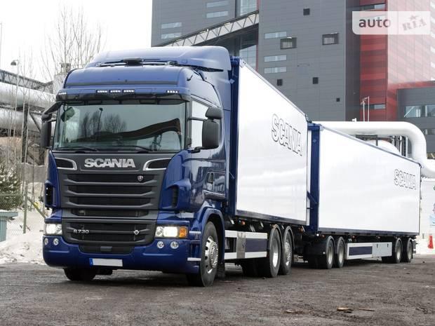 Scania R 2 покоління (рестайлінг) Вантажівка