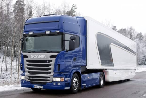 Scania R 2 покоління (рестайлінг) Тягач