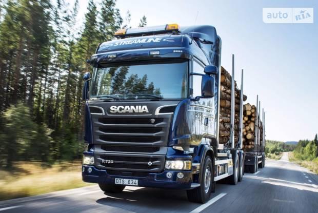 Scania R 2 покоління (2 рестайлінг) Грузовик