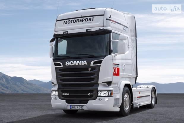 Scania R 2 покоління (2 рестайлінг) Тягач
