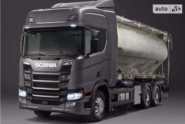 Scania R 3 покоління Вантажівка