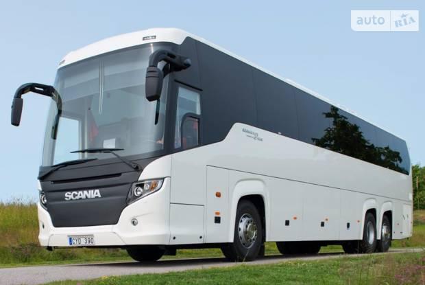 Scania Touring 1 покоління Туристичний