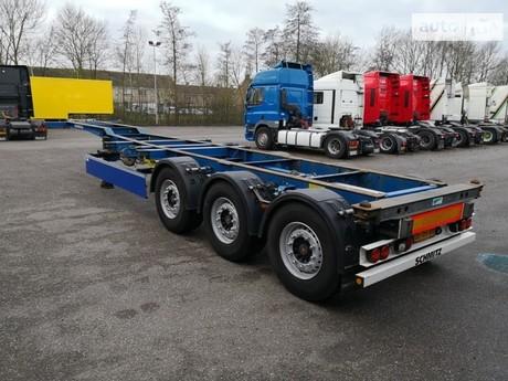 Schmitz Cargobull SCF 2020