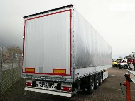 Schmitz Cargobull SPR 2020