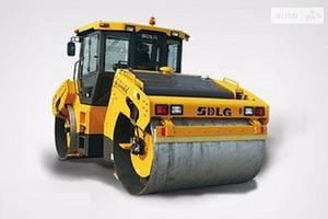 SDLG lgd 1 покоління Каток