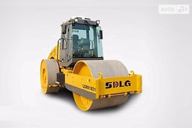 SDLG LGR 1 покоління Каток