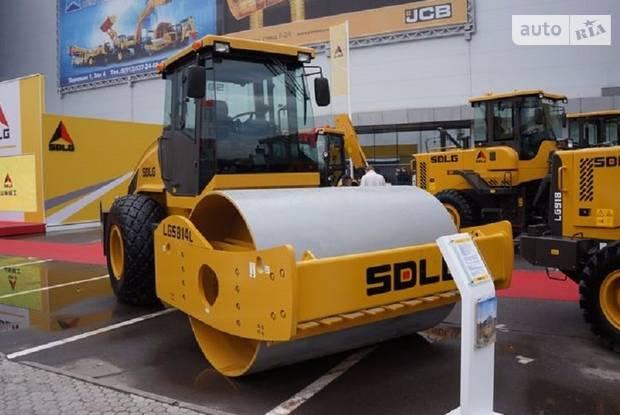 SDLG LGS 1 покоління Каток