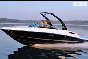 Sea Ray 230-slx 1-е поколение Катер