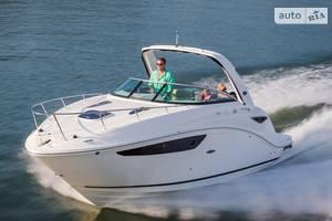 Sea Ray 260-sundancer 1-е поколение Катер