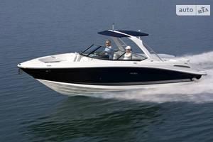 Sea Ray 270-slx 1-е поколение Катер