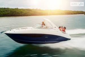 Sea Ray 280-sundancer 1-е поколение Катер