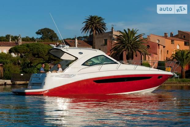 Sea Ray 355 Sundancer 1-е поколение Катер