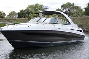Sea Ray 370-venture 1-е поколение Катер