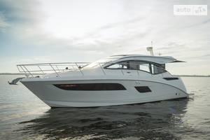 Sea Ray 410-sundancer 1-е поколение Яхта
