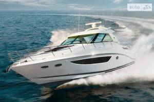 Sea Ray 450-sundancer 1-е поколение Яхта
