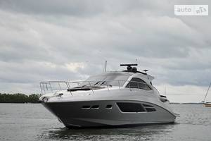 Sea Ray 510-sundancer 1-е поколение Яхта