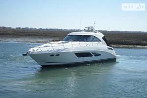 Sea Ray 540-sundancer 1-е поколение Яхта