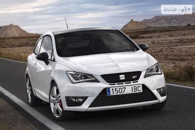 SEAT Ibiza 4 поколение (6J) - 1 рестайлинг Хэтчбек