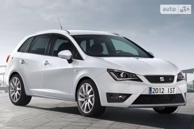 SEAT Ibiza 4 поколение (6J) - 1 рестайлинг Універсал