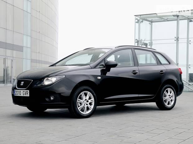 SEAT Ibiza 4 поколение (6J) Универсал