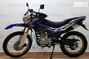 Senke desert I поколение Мотоцикл