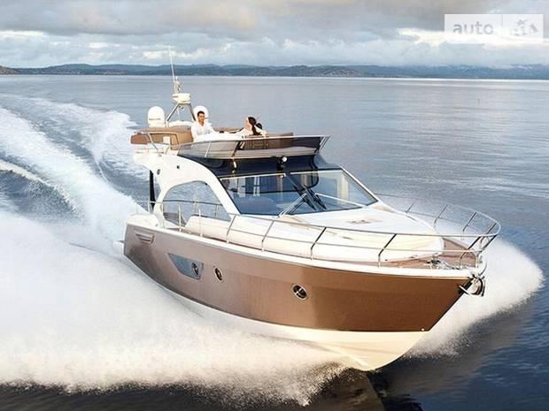 Sessa Marine Fly I поколение Яхта
