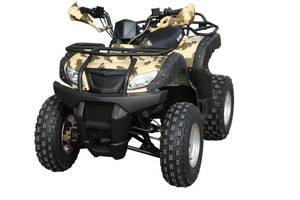 Shineray hardy-200u 1-е поколение Квадроцикл