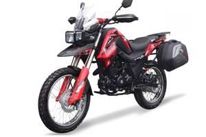 Shineray x-trail-200 1-е поколение Мотоцикл
