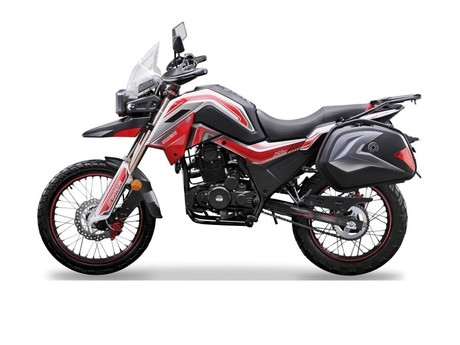 Shineray X-Trail 2021