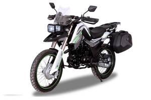 Shineray xx-trail-250-trophy 1-е поколение Мотоцикл