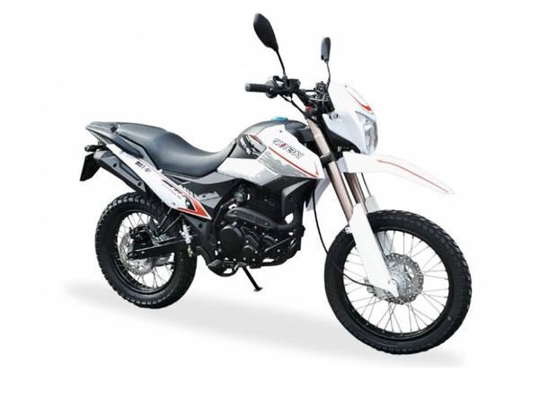 Shineray XY 2 покоління Мотоцикл
