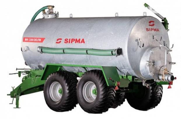 Sipma WA I поколение Ассенізатор