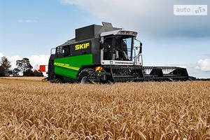 Скиф 280 1 поколение Комбайн зерноуборочный