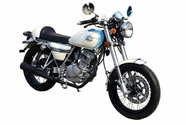 SkyBike Cafe Racer 1 покоління Мотоцикл