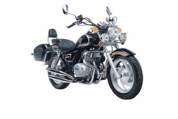 SkyBike Eagle 1 покоління Мотоцикл