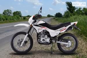 SkyBike fury 2 покоління Мотоцикл