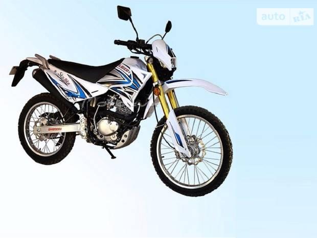 SkyBike Liger II 2 покоління Мотоцикл