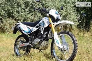 SkyBike liger 1 покоління Мотоцикл