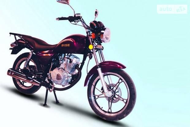 SkyBike Rise 1 покоління Мотоцикл