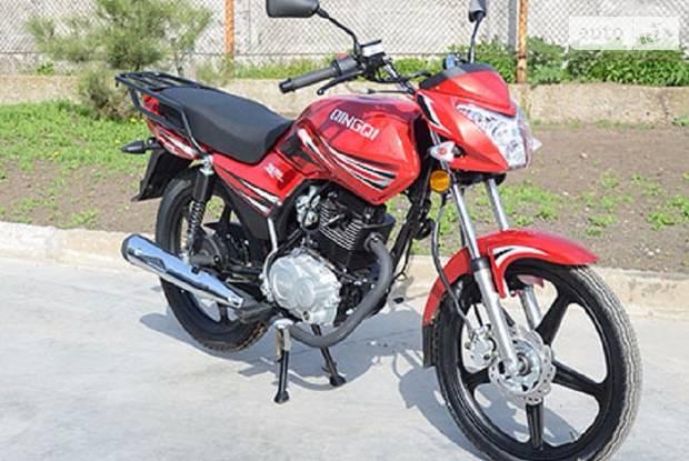 SkyBike Stranger 1 покоління Мотоцикл