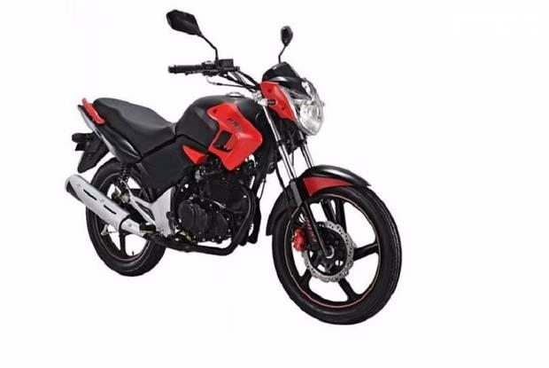 SkyBike Tiger 2 покоління Мотоцикл
