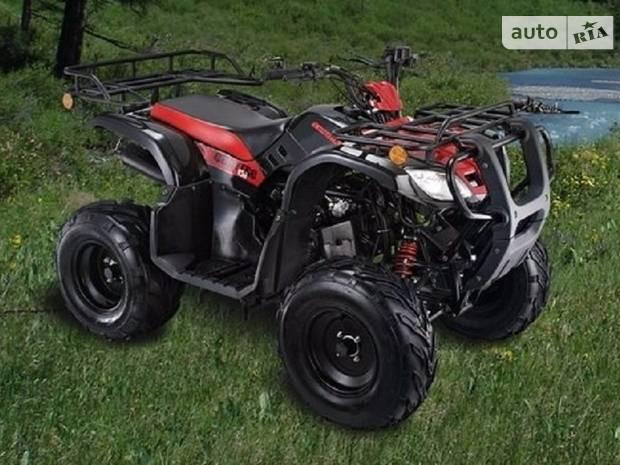 SkyBike Triton 1 покоління Квадроцикл