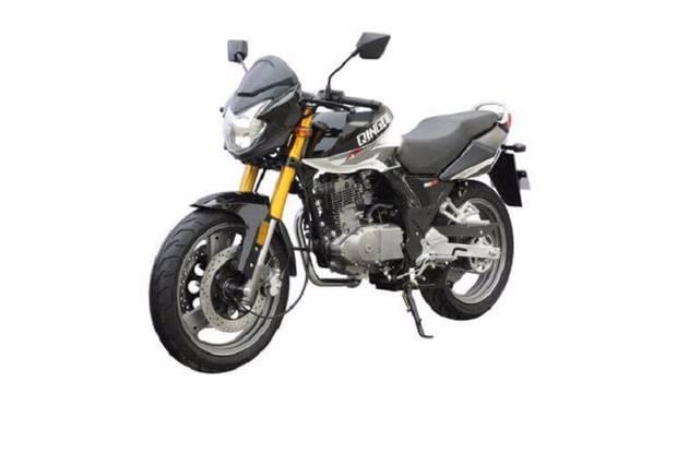 SkyBike Wolf 2 покоління Мотоцикл
