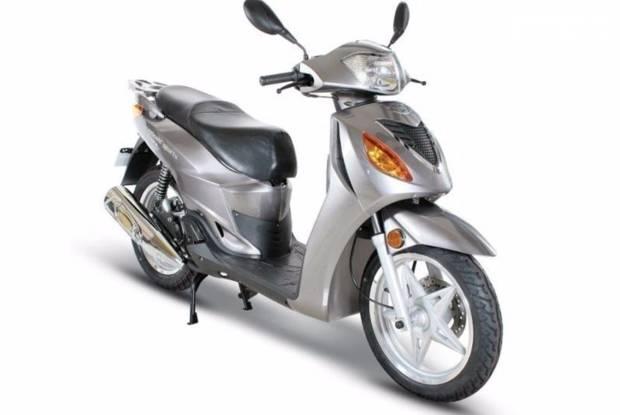 SkyMoto Asia 1 покоління (рестайлінг) Скутер