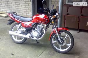 SkyMoto bird 2 покоління Мотоцикл