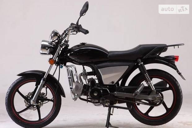 SkyMoto Colt 1 покоління Мотоцикл